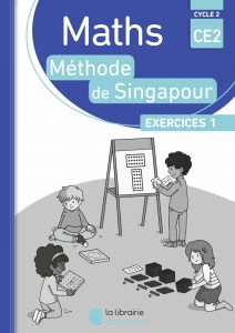 Pack - Maths - Méthode de Singapour - CE2 - Exercices 1 - Edition 2018
