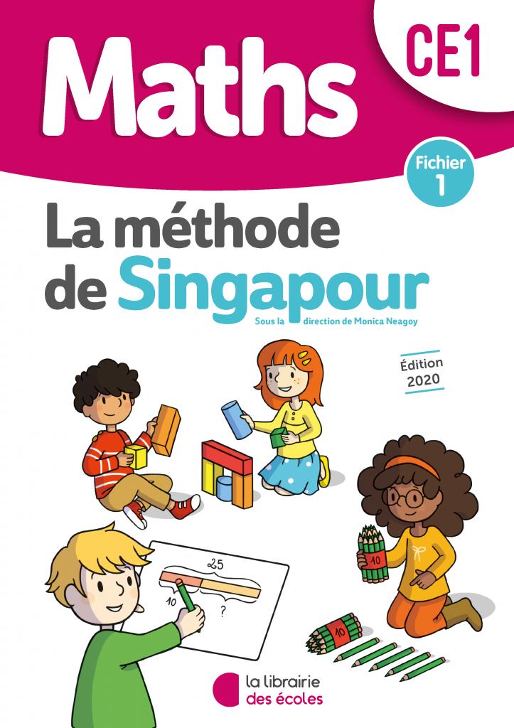 La méthode de Singapour - La Librairie des écoles - fichier 1