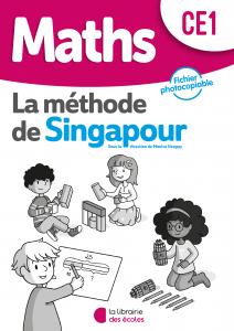 La méthode de Singapour - La Librairie des écoles - fichier photocopiable