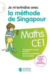 Méthode de Singapour - La Librairie des écoles - parascolaire - CE1