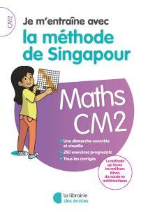 Méthode de Singapour - La Librairie des écoles - parascolaire - CM2