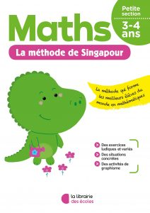 Méthode de Singapour - La Librairie des écoles - parascolaire - petite section