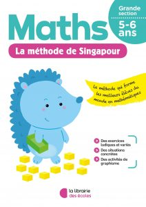 Méthode de Singapour - La Librairie des écoles - parascolaire - grande section